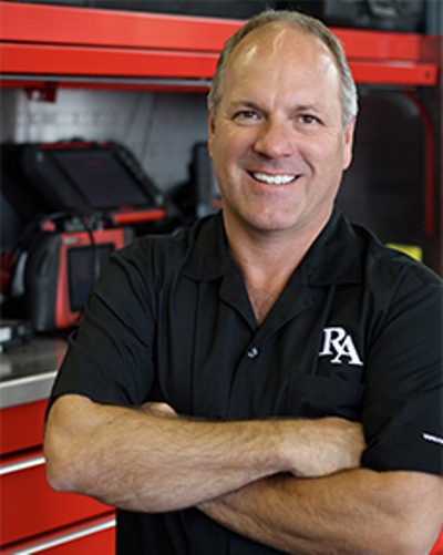 Kirk Robinson - Owners