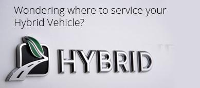 Hybrid Vehicle Service