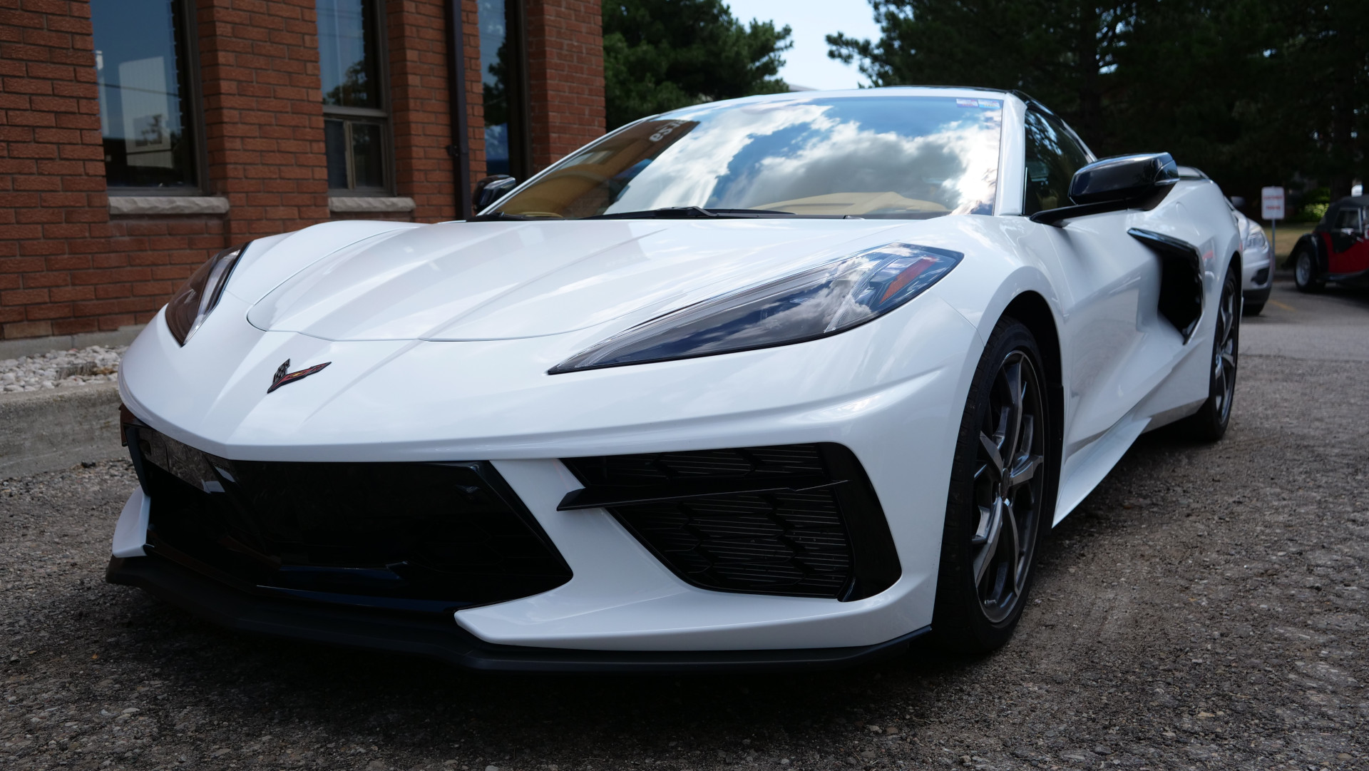 2020 Corvette C8 Track Prep
